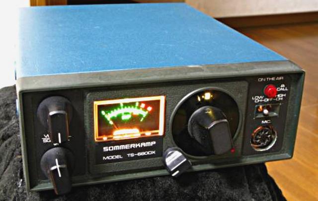 Sommerkamp TS-680DX (Mobile) R1370510