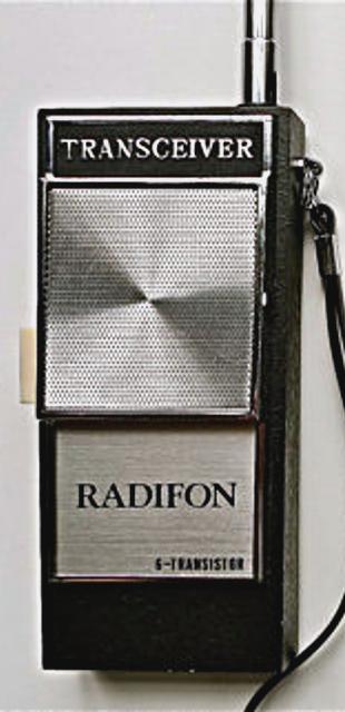 Radifon 6-Transistor (Portable) Radi-510