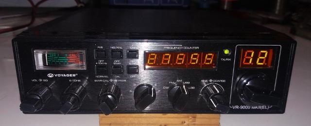 Voyager VR-9000 MKII(EL) (Mobile) Radio-12