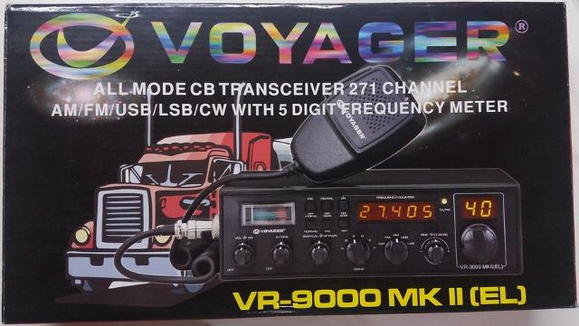 Voyager VR-9000 MKII(EL) (Mobile) Radio-13