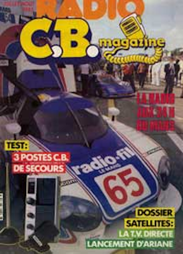 C.B. Magazine - Radio C.B. Magazine (Magazine (Fr.) - Page 7 Radio-23