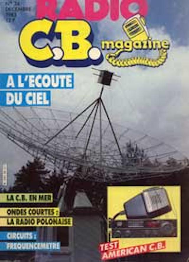 C.B. Magazine - Radio C.B. Magazine (Magazine (Fr.) - Page 7 Radio-24