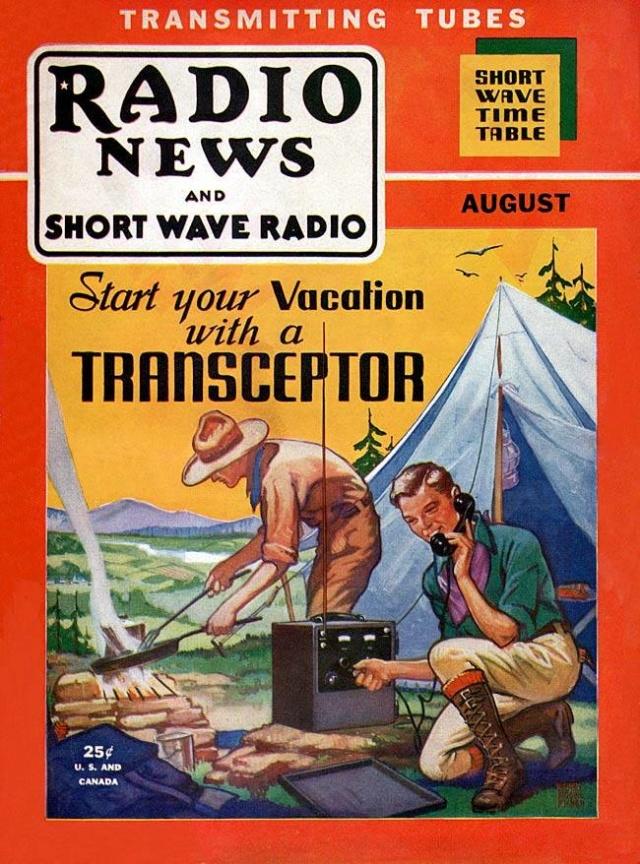 Radio News / Radio Amateur News / Radio & Television News (Magazine (USA) Radio_10