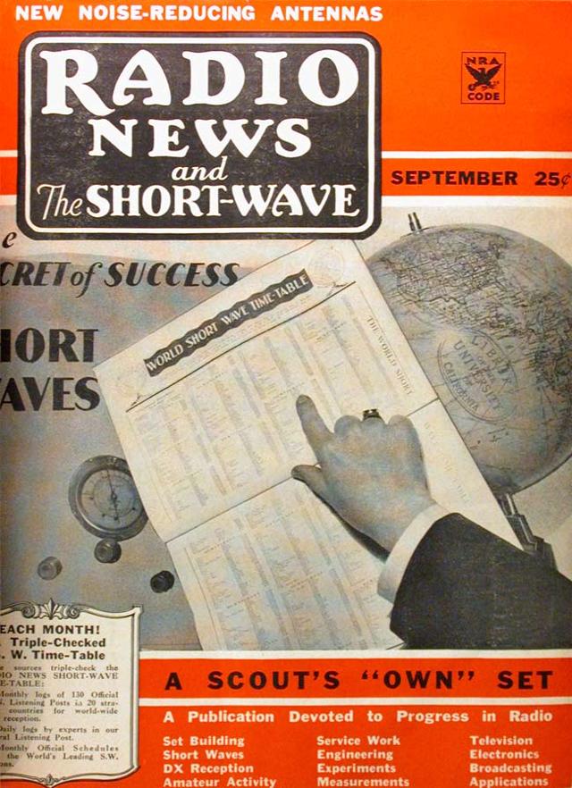 Radio News / Radio Amateur News / Radio & Television News (Magazine (USA) Radio_12