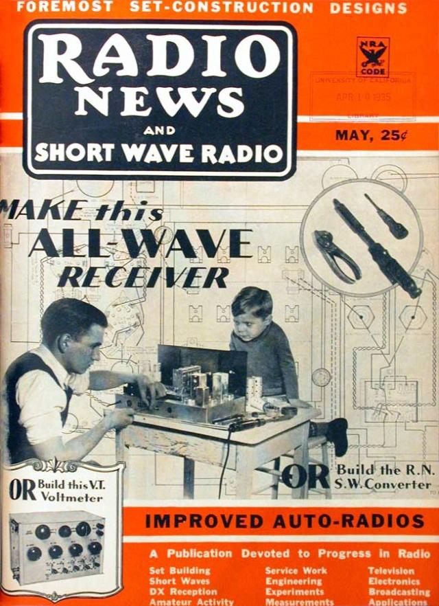 Radio News / Radio Amateur News / Radio & Television News (Magazine (USA) Radio_14