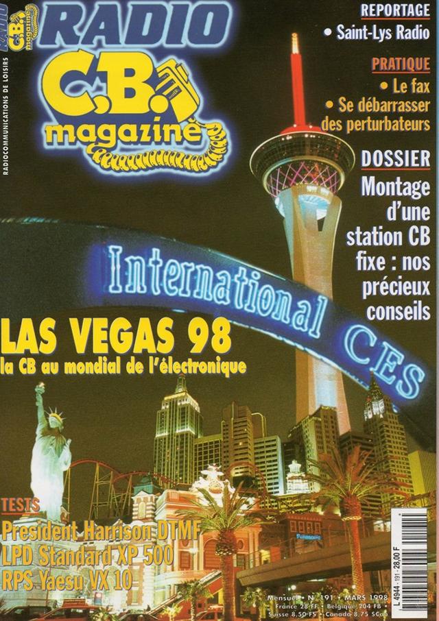 C.B. Magazine - Radio C.B. Magazine (Magazine (Fr.) - Page 6 Radio_18