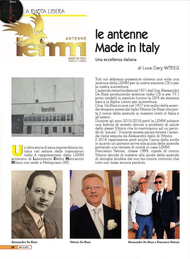 radio electtronica (Magazine (Italie) Radio_29