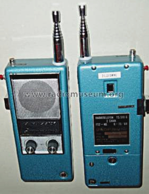 Sommerkamp TS 5605 (Portable) Radiot11
