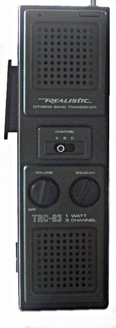 Realistic TRC-83 (Portable) Realis35
