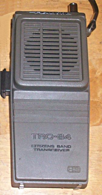 Realistic TRC-84 (Portable) Realis36