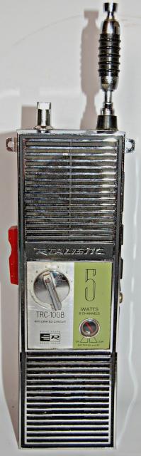 Realistic TRC-100B (Portable) Realis43