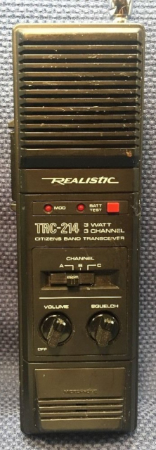 Realistic TRC-214 (Portable) Realis54