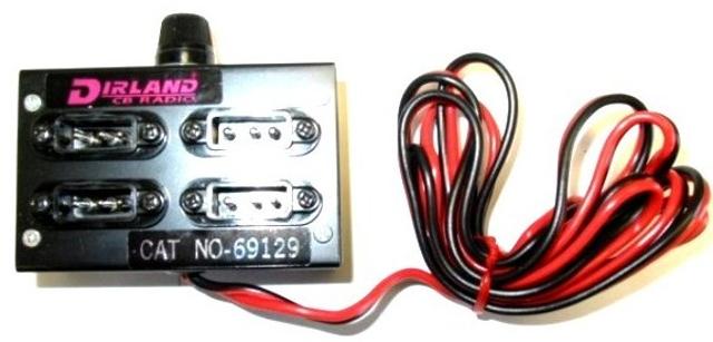 Répartiteur cordons 3T (4 prises en 1) Repart10