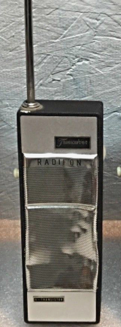Radifon 9-Transistor STR-64 (Portable) S-l16036