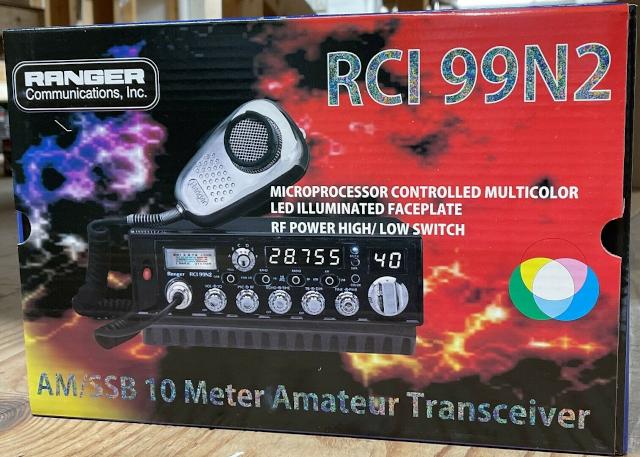 Ranger RCI 99N2 (Mobile) S-l16081