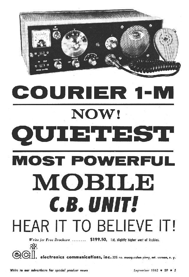 e. c. i. Courier 1M (Mobile ?) S9_mag11