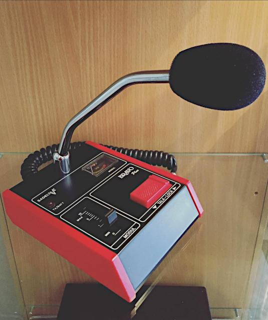 Sadelta - Sadelta Bravo Plus (Micro de table) Sadelt13