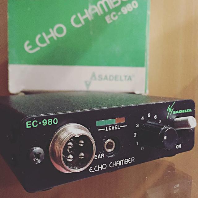 Sadelta - Sadelta EC-980 Echo Chamber (Chambre d'écho) Sadelt15