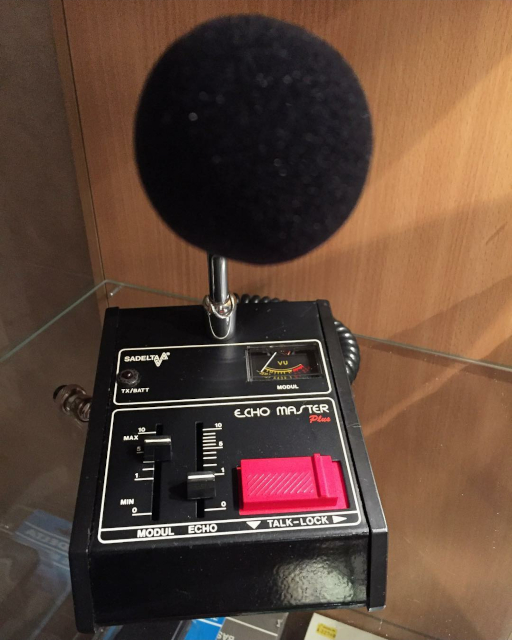 Sadelta Echo Master Plus (Micro de table) Sadelt17