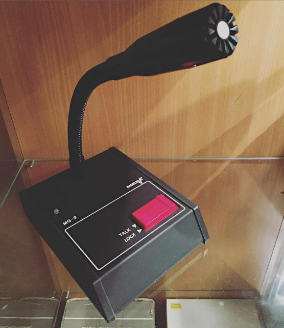 Sadelta - Sadelta MG-2 (Micro de table) Sadelt27