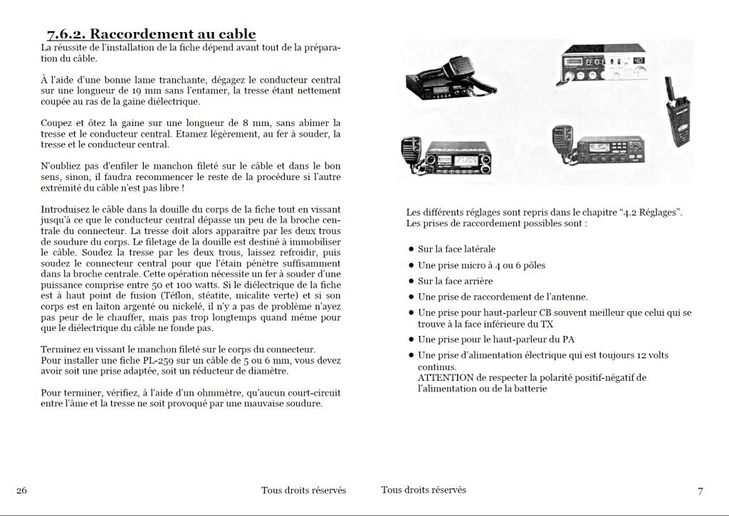 """A.S.B.L. - petit livret sur la cibi pour les débutants """"2003"""" Sans_t23"""