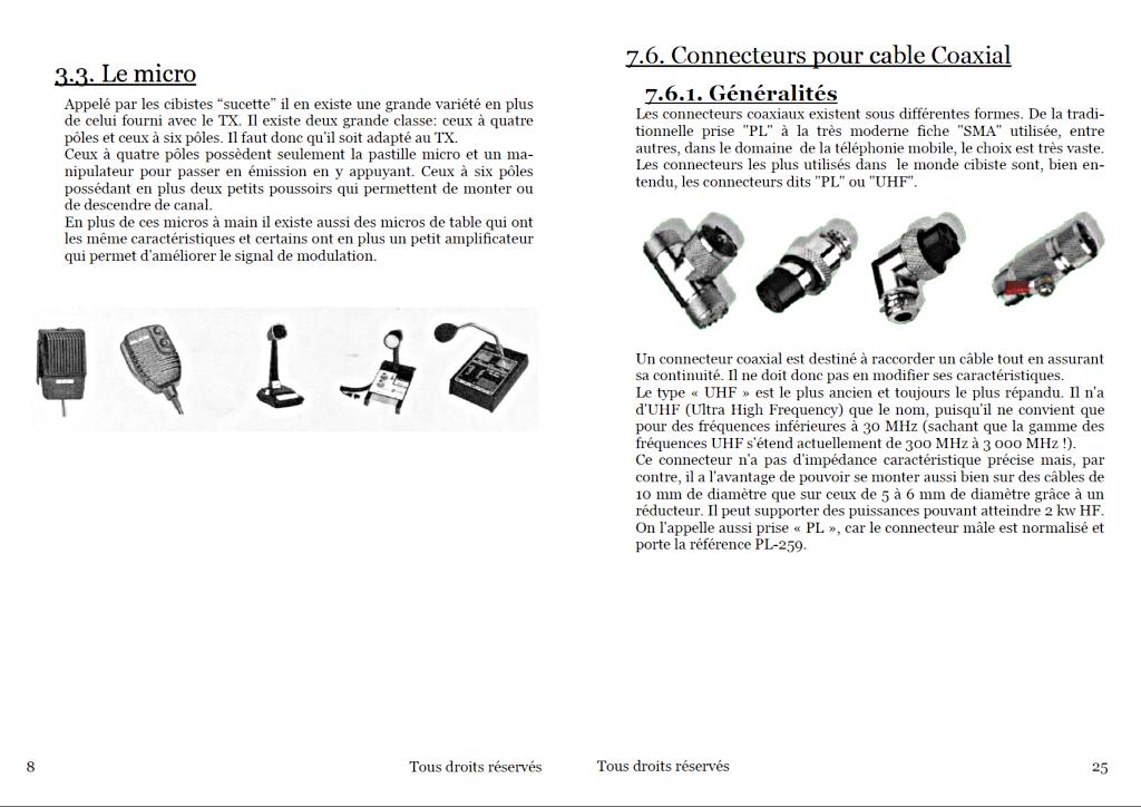 """A.S.B.L. - petit livret sur la cibi pour les débutants """"2003"""" Sans_t24"""
