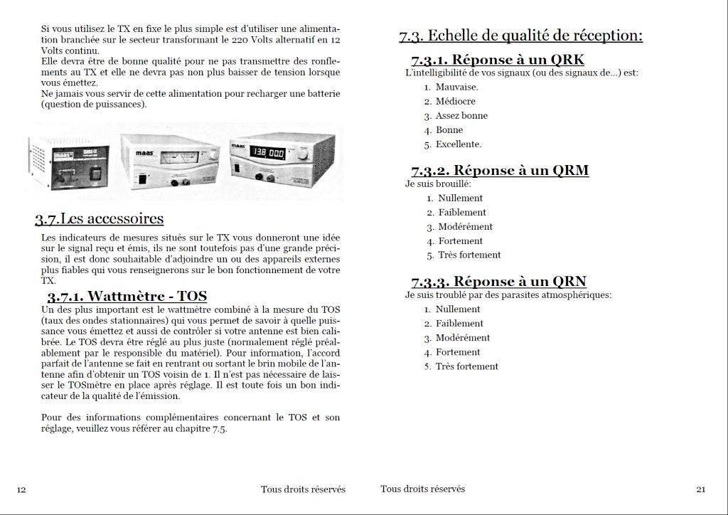 """A.S.B.L. - petit livret sur la cibi pour les débutants """"2003"""" Sans_t28"""