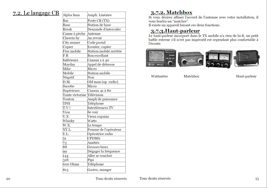 """A.S.B.L. - petit livret sur la cibi pour les débutants """"2003"""" Sans_t29"""