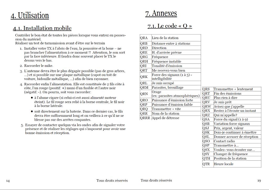 """A.S.B.L. - petit livret sur la cibi pour les débutants """"2003"""" Sans_t30"""
