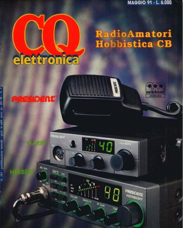 CQ (Magazine (Italie) Screen69