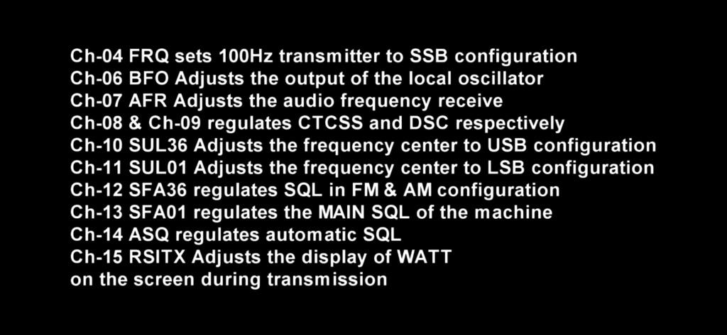 CRT ss 7900 (Mobile) Screen80