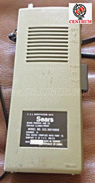 Sears 323 (Portable) Sears_21