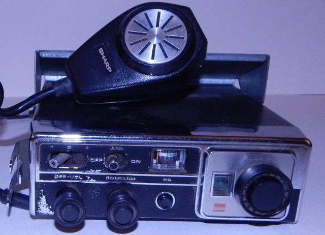 Sharp CB-500 (Mobile) Sharp10