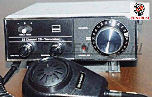 Sharp CB-550U (Mobile) Sharp_20