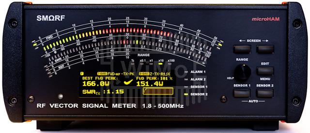 SMΩRF - vectorial power and SWR meter (Rosmètre/Wattmètre Haut de gamme) Smorf_10