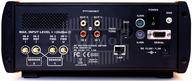 SMΩRF - vectorial power and SWR meter (Rosmètre/Wattmètre Haut de gamme) Smorf_11