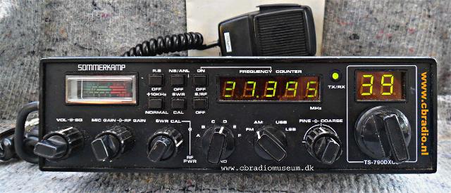 Sommerkamp TX-790DXCC (Mobile) Sommer20