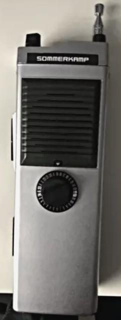 Sommerkamp TS-5632 (Portable) Sommer24