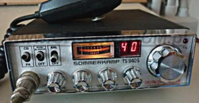 Sommerkamp TS 940S (Mobile) Sommer25