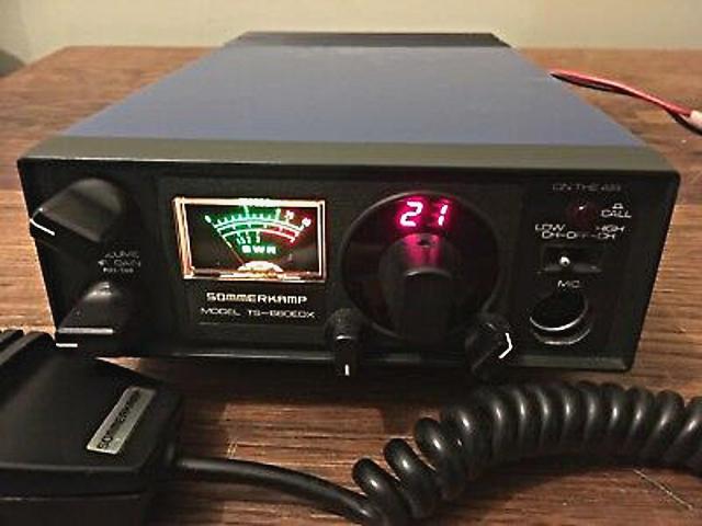 Sommerkamp TS-680EDX (Mobile) Sommer27