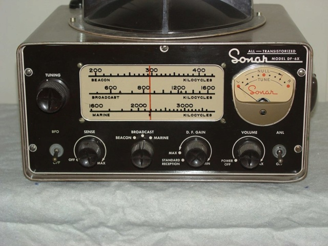 Sonar Model DF-6X Sonar-11