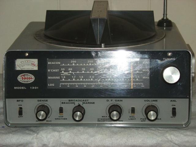 Sonar Model 1301 Sonar-13