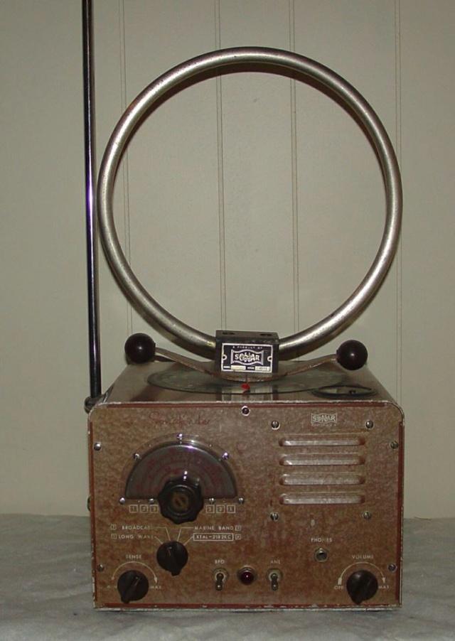 Sonar Model DF-2X Sonar-15