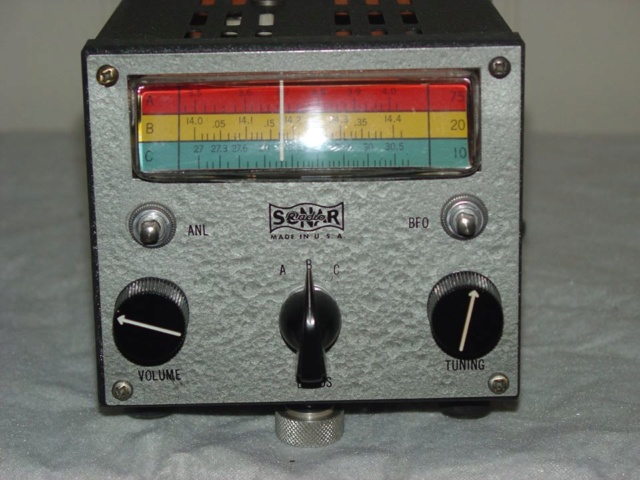 Sonar Model MR-3 Sonar-19