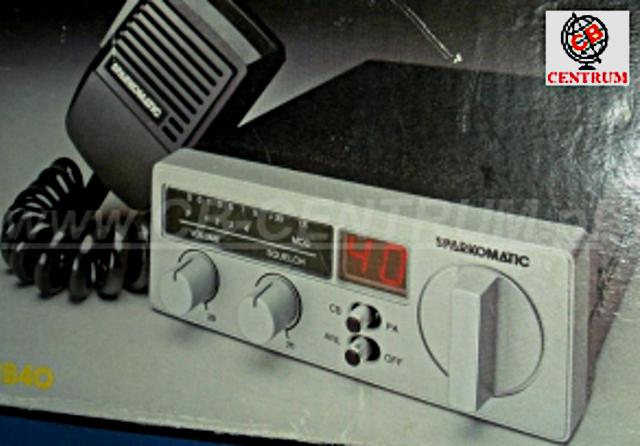 Sparkomatic CB 40 (Mobile) Sparko11