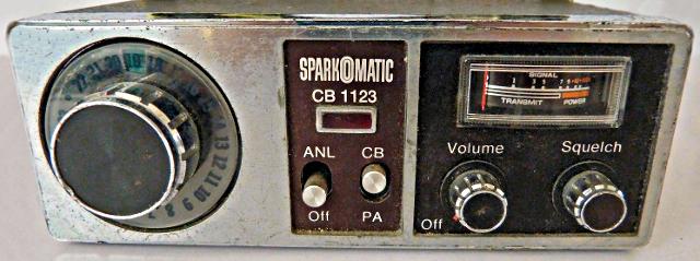 Sparkomatic CB 1123 (Mobile) Sparko13