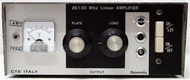C.T.E. Speedy (Ampli fixe) Speedy11