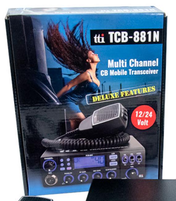 tti TCB-881N (Mobile/Camion) Tcb88111