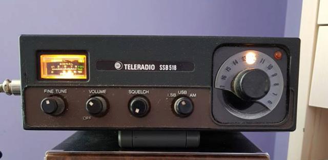 AWA Teleradio SSB 518 (Mobile) Telera10