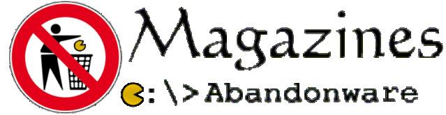 Abandonware Magazines... (Fr.) Titre_10